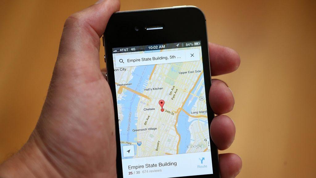 Begini Kisah Menarik Kelahiran Google Maps