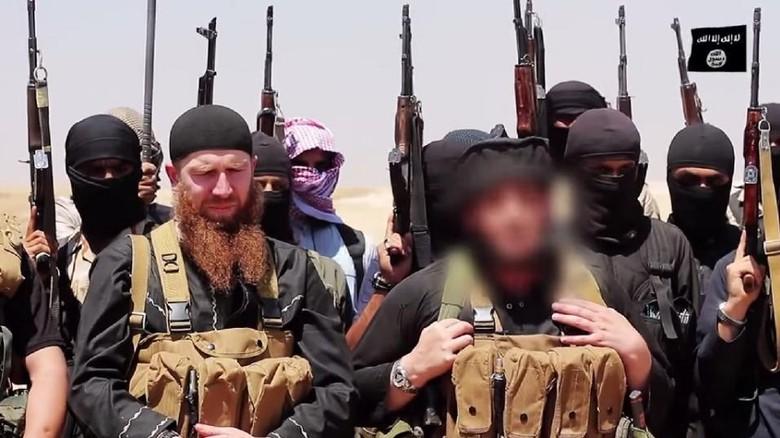 Istri 'Menteri Perang' ISIS Ditangkap di Turki!