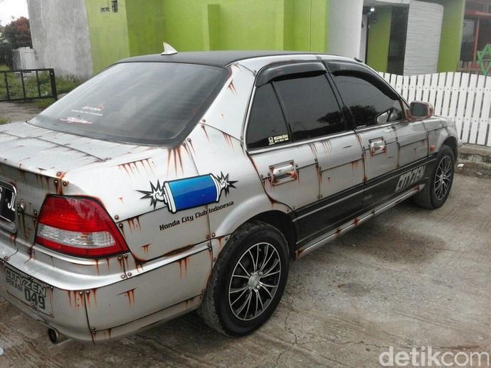 Honda City Karatan