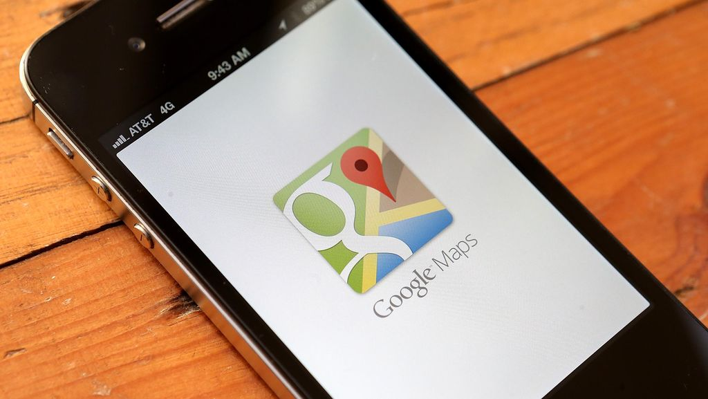 Google Maps Kembali Dukung Apple Watch