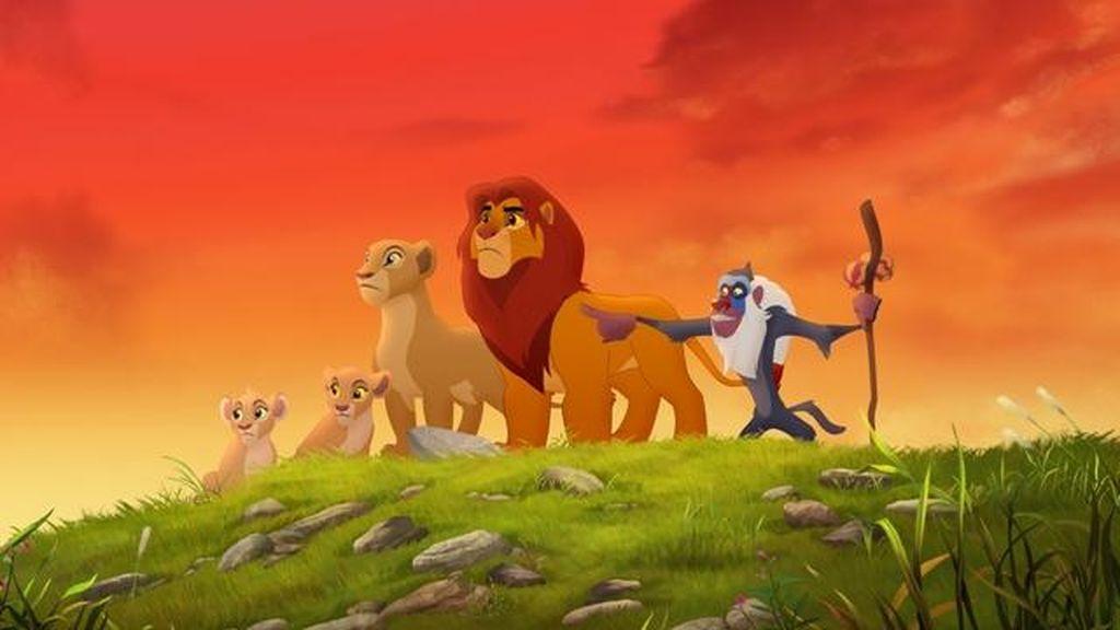 4 Nilai yang Bisa Dipelajari Anak di Film The Lion King
