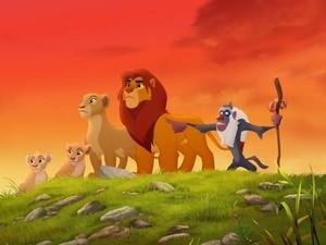The Lion Guard: Return of The Roar Tayang Perdana 20 Maret