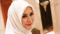 Zaskia saat ditemui di Jakarta Convention Center (JCC), Jakarta Pusat pada Kamis (10/3/2016). Pool/Gus Mun/detikFoto.
