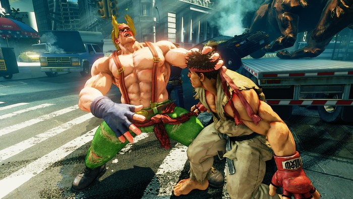 Street Fighter. Foto: Capcom