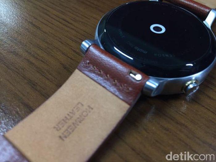 Moto 360 Tandai Come Back Motorola di Indonesia