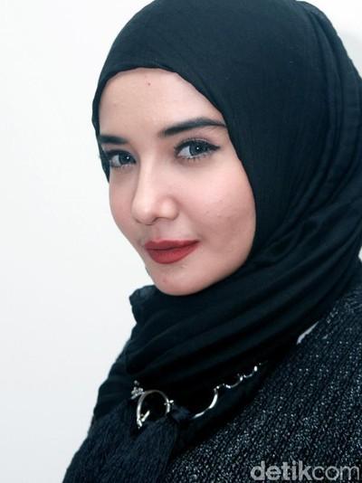 Tutorial Hijab Super Simpel Zaskia Sungkar Cocok Untuk Mudik