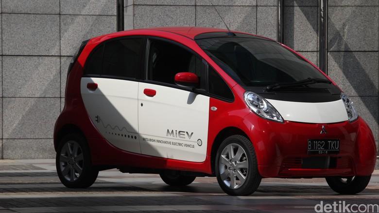Mitsubishi i-MiEV (Foto: Rengga Sancaya)