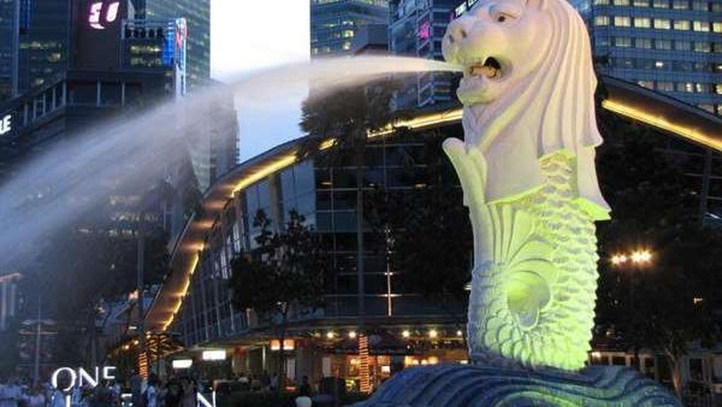3 Fakta Ekonomi Singapura Minus 13,2%
