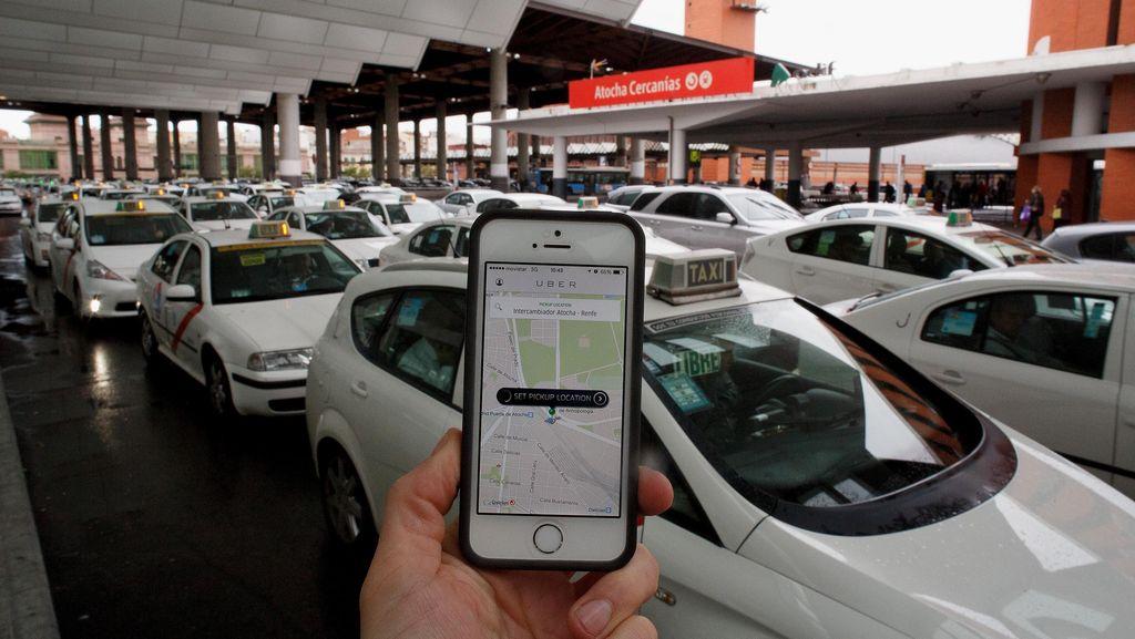 Uber Bakal Berhenti Mengaspal di Turki