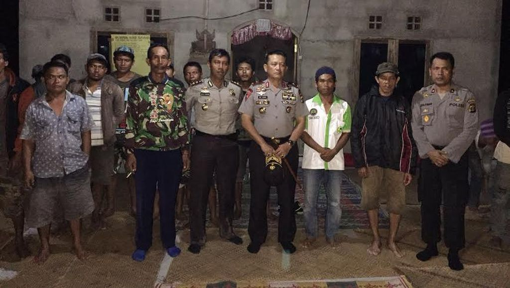 Kronologi Bentrok Warga di Lampung yang Sebabkan 3 Warga Tewas dan 4 Luka-luka