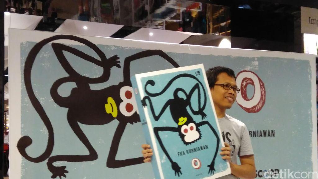 Novel Terbaru Eka Kurniawan O tentang Monyet dan Kaisar Dangdut