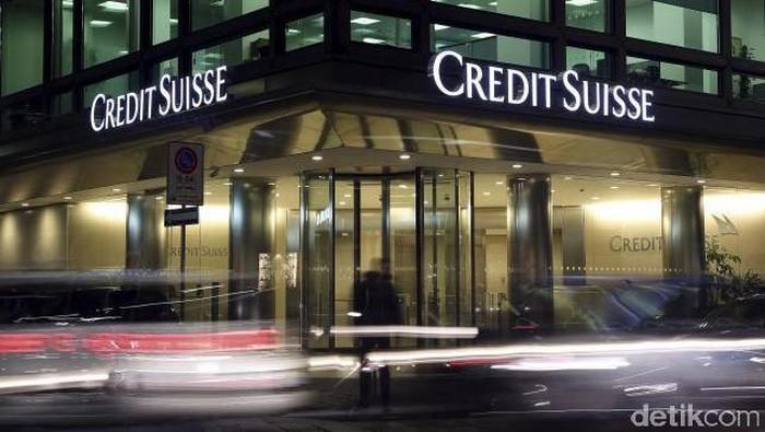 Credit Suisse Pangkas Karyawan