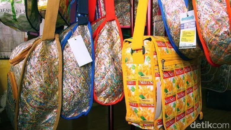 Inovasi Sampah di Desa