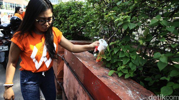 Plogging Tren Olahraga Sambil Pungut Sampah Yang Nggak