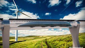 Transportasi Masa Depan Hyperloop Rambah Benua Eropa