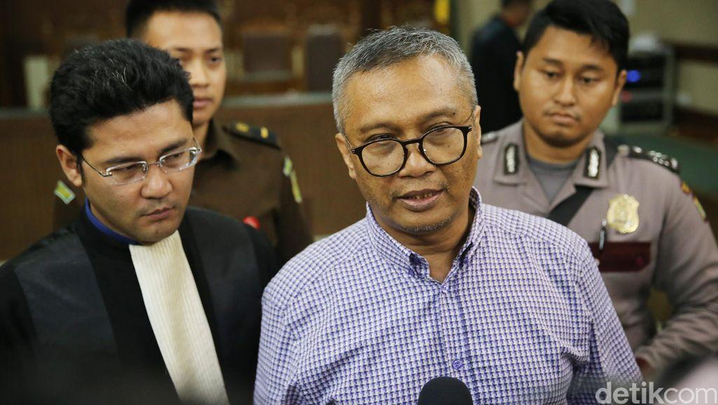 Begini Akal-akalan Alex Usman Nyuci Uang Hasil Korupsi UPS APBD DKI