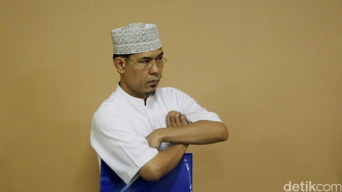 Munarman (Ari Saputra/detikcom)