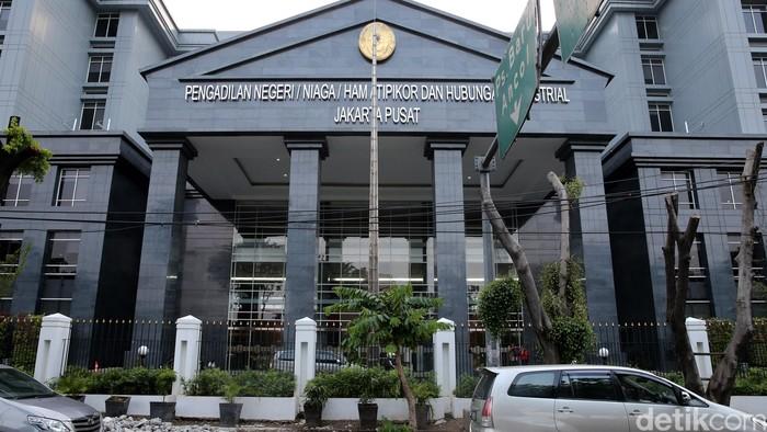 Gedung Pengadilan Negeri Jakarta Pusat