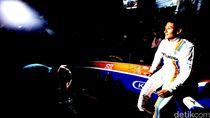 Sudah Ada Merah Putih di Paddock Sirkuit F1
