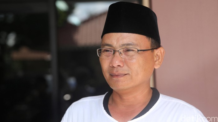 Ketum FBR Lutfi Hakim (Foto: Ari Saputra/detikcom)