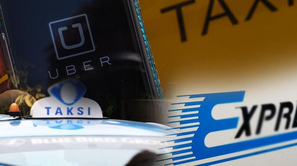 Ini Alasan Masyarakat Pilih Taksi Online
