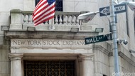 Dipicu Kekhawatiran Imbas Corona, Bursa AS Dibuka Melemah