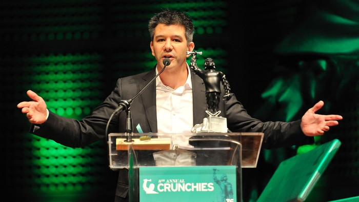 Travis Kalanick. Foto: GettyImages