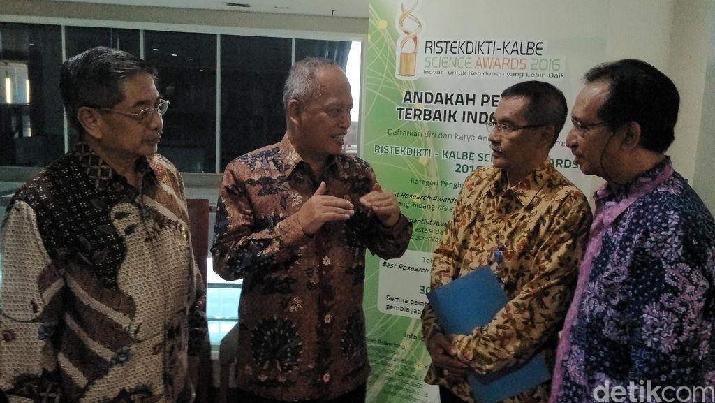 Menristekdikti Harap Keanekaragaman Hayati Indonesia Diteliti untuk Bahan Baku Obat