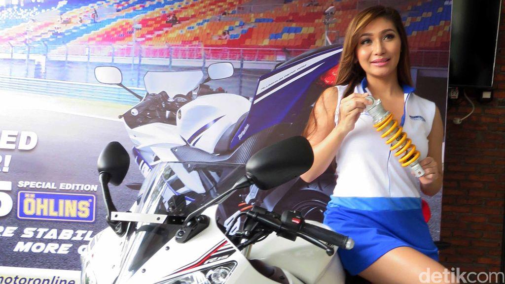 Belum Bisa Naik Motor Sport, Baby Margaretha Ingin Pacari Pebalap