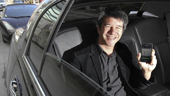 Travis Kalanick, pendiri Uber. Foto: Bizjournals