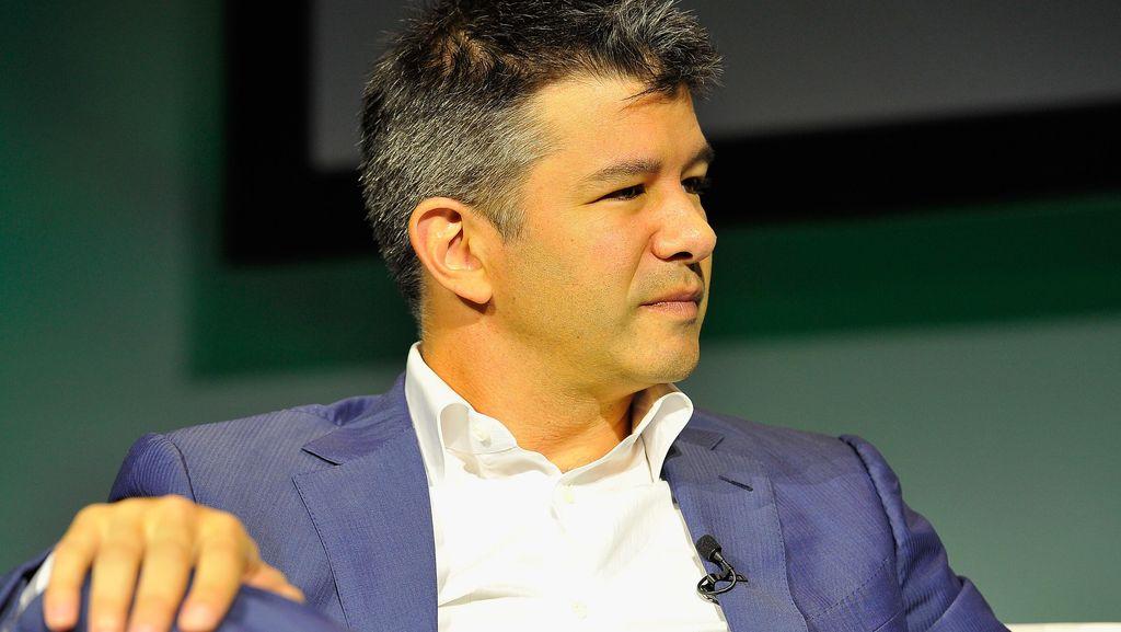 Mantan CEO Uber Akan Comeback Lewat Startup Kuliner di China