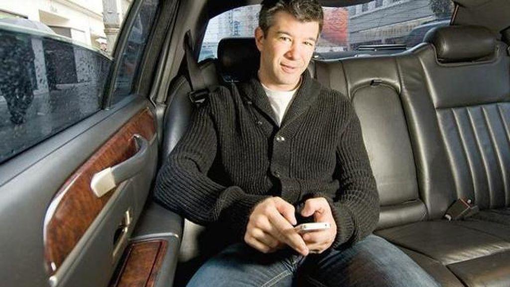 Bikin Perusahaan Pusing, CEO Uber di Ujung Tanduk?