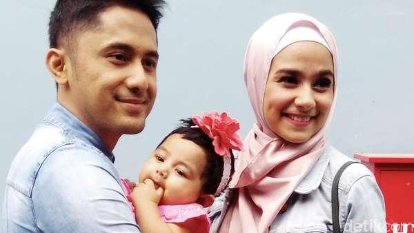 Hengky Kurniawan, Sonya Fatmala dan Putrinya yang Menggemaskan