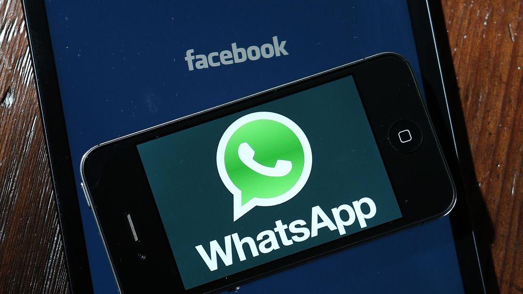 WhatsApp dan Facebook Jadi Aplikasi Favorit Pedagang