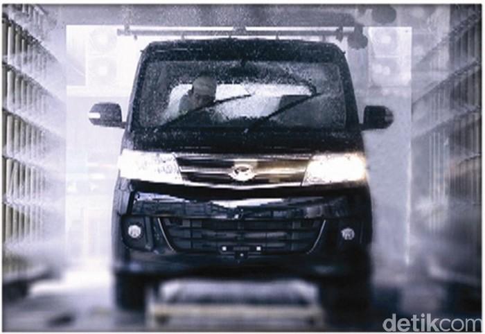 Pabrik Mobil Daihatsu
