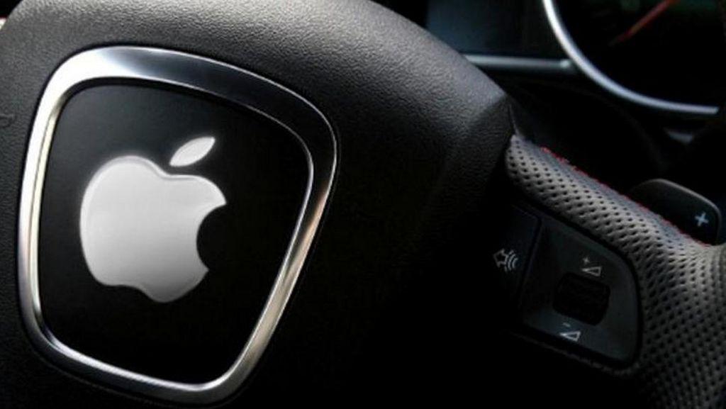 Deretan Raksasa Teknologi Berlomba Bikin Mobil Pintar