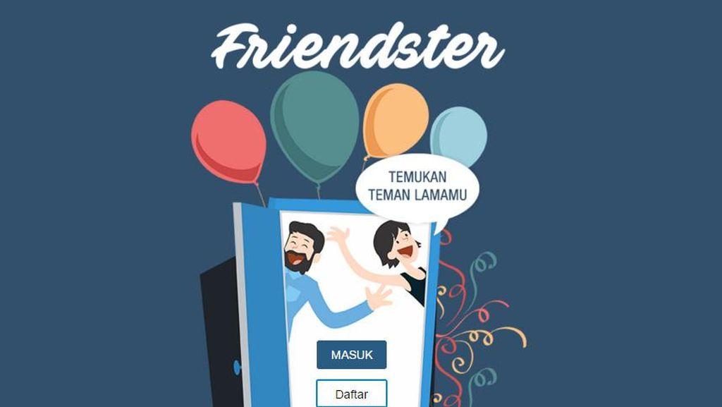 Cerita Friendster Pernah Tolak Dibeli Google USD 30 Juta