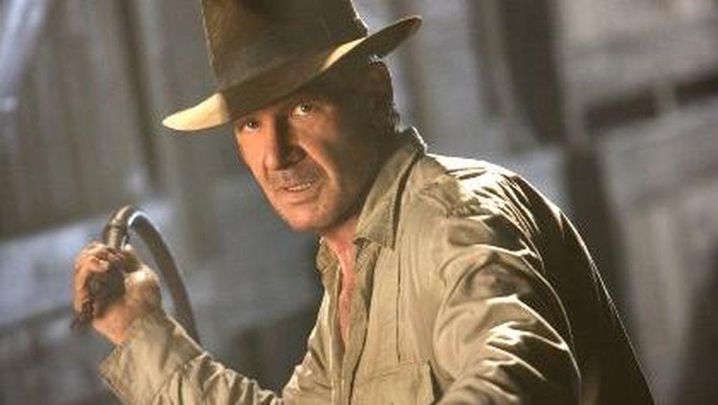 Antusiasme Penggemar Saksikan Syuting Indiana Jones 5 di Italia