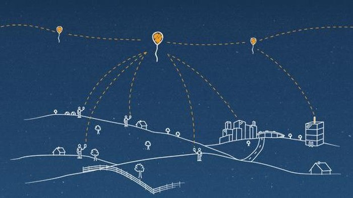 Balon Internet Google Project Loon