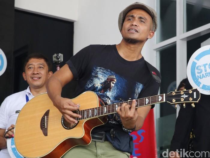 Ivan Kurniawan Arifin alias Ivanka, personil Slank