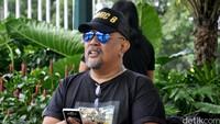 Kedatangan para bintang Comic 8 ke Balai Kota dalam rangka promosi film Comic 8: Casino King Part 2. Pool/Ismail/detikFoto.