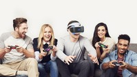 Sony Umumkan Headset Virtual Reality Buat PS5