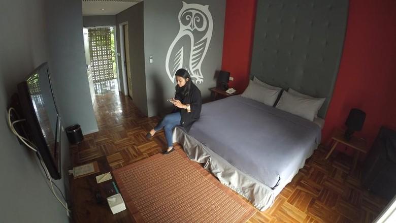 hotel fotogenik stevie 6 di Bandung