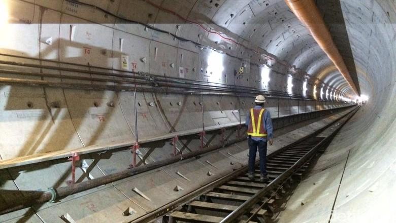 Cara Pekerja MRT Menjaga Keselamatan Kerja Selama 2,5 Tahun Terakhir