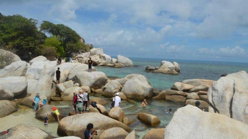 Pulau Lengkuas, Si Eksotis dari Belitung