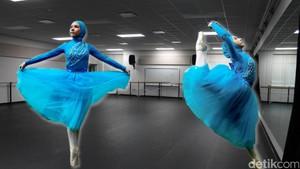Mimpi Berhijab Seorang Balerina