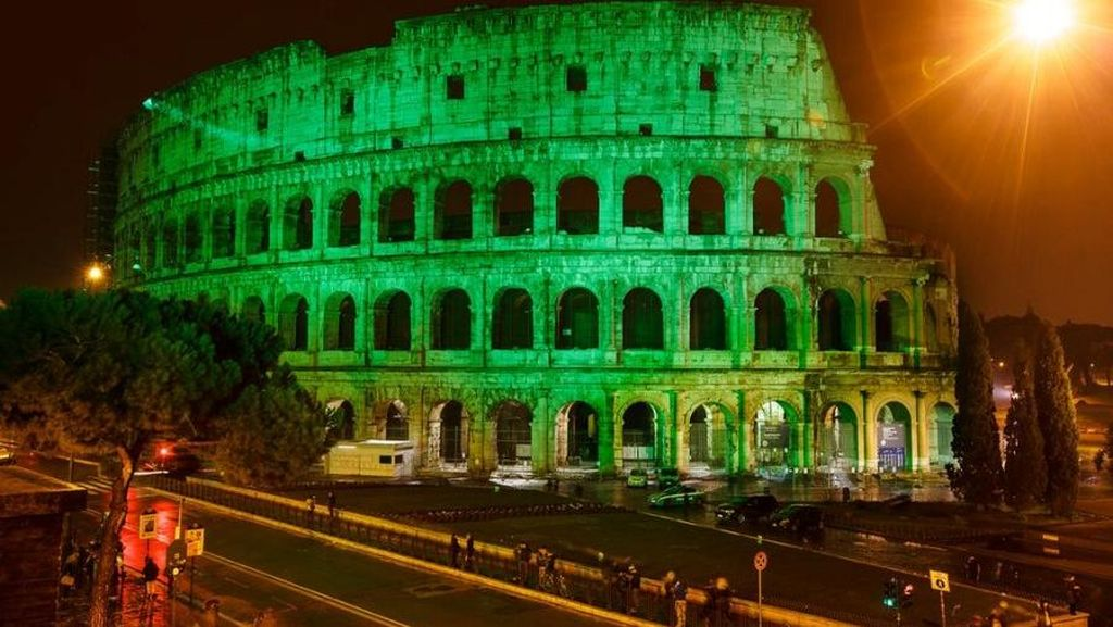 Video: Napak Tilas Arena Gladiator di Colloseum
