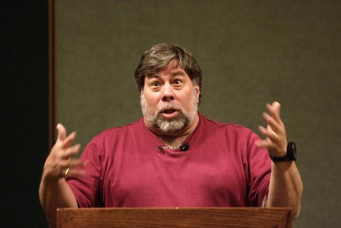 Steve Wozniak. Foto: Getty Images