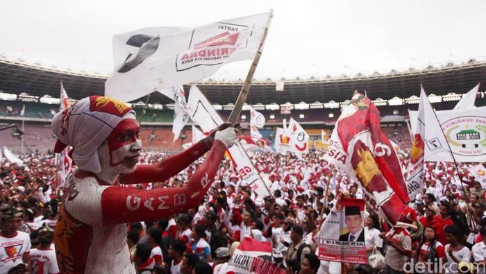 Kampanye Partai Gerindra, 2014