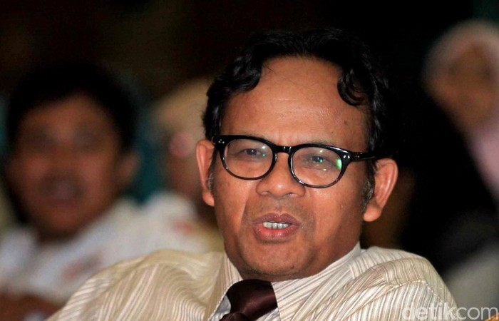 Prof Dr Komaruddin Hidayat (Ari Saputra/detikcom)